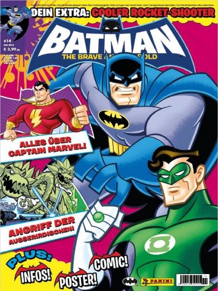 Batman - The Brave and the Bold 14