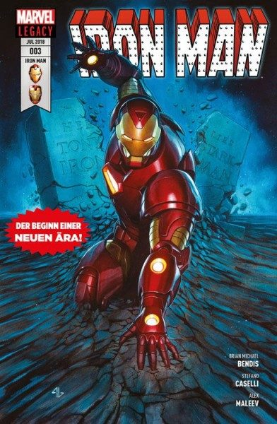 Iron Man Sonderband 3