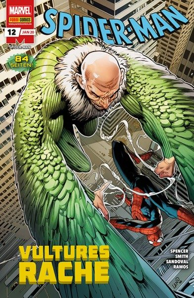 Spider-Man 12 Cover