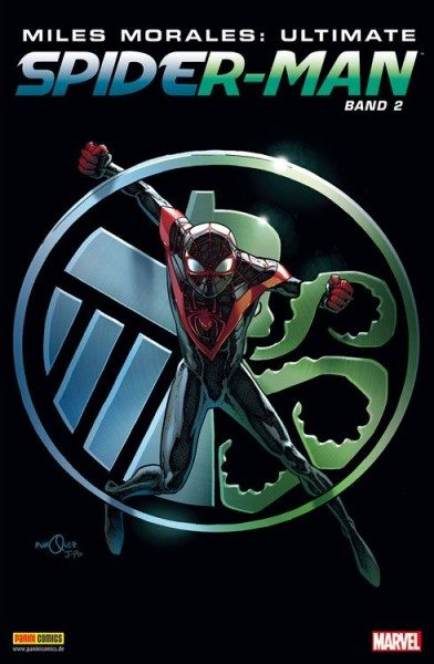 Miles Morales - Ultimate Spider-Man 2