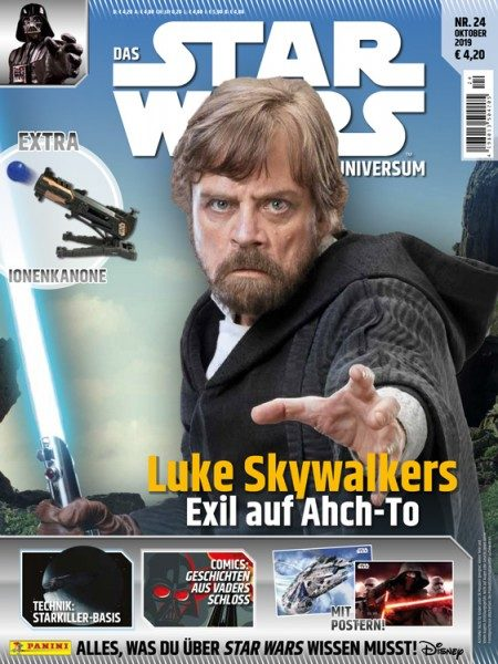 Star Wars Universum 24 Cover