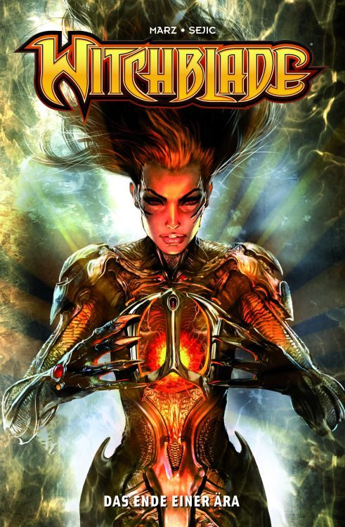 Witchblade 7 Variant