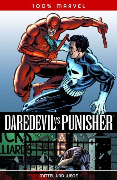 100% Marvel 28 - Daredevil vs. Punisher