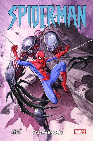 Spider-Man: Cadaverous Comic Con Germany Variant
