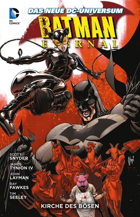 Batman Eternal 2 Paperback Comic...