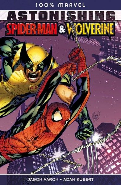 100% Marvel 62 - Astonishing Spider-Man/Wolverine