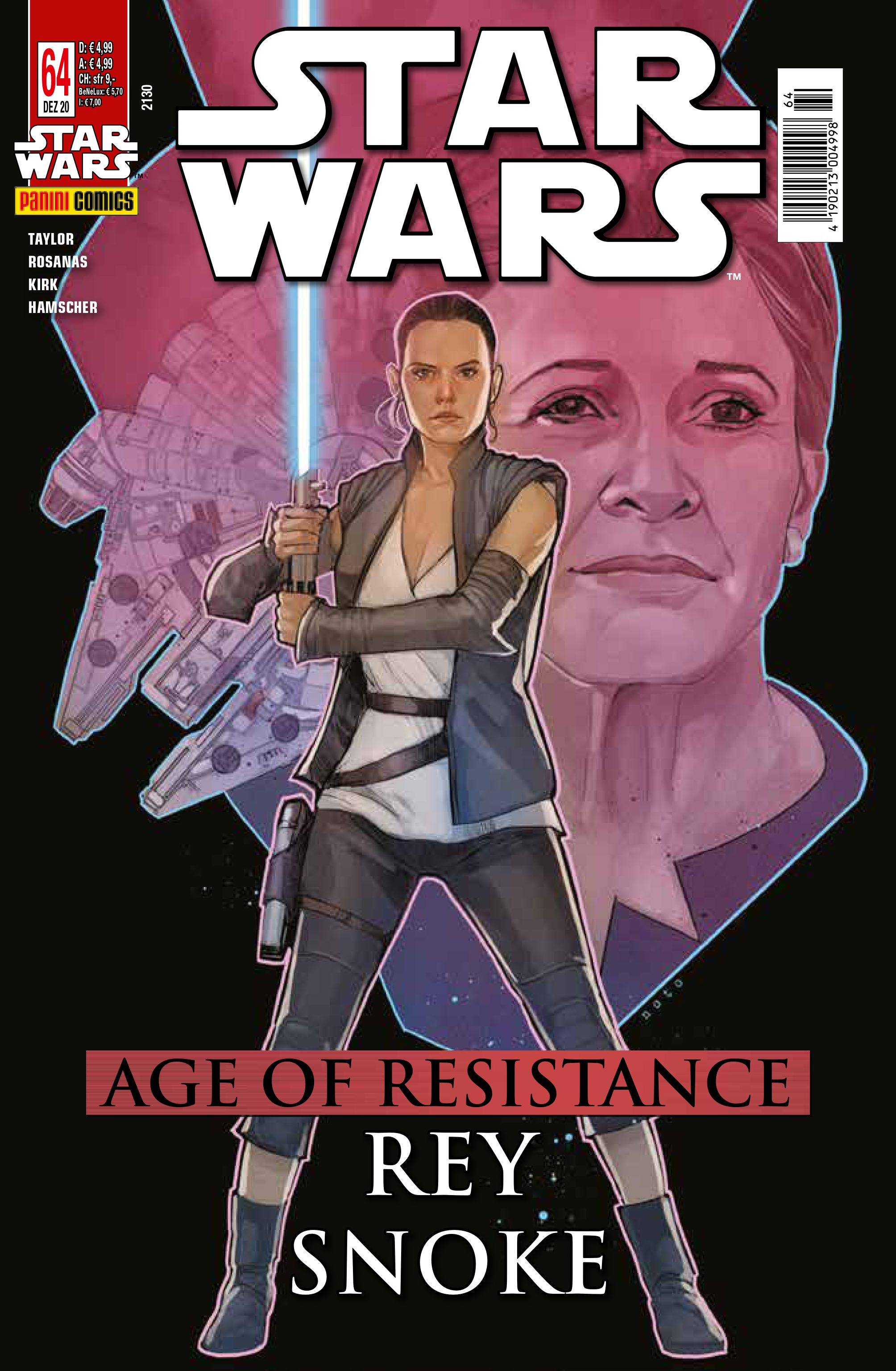Star Wars 64 - Age of Resistance -...