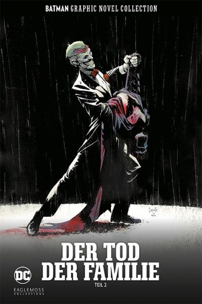 Batman Graphic Novel Collection 24: Der Tod der Familie, Teil 2 Cover