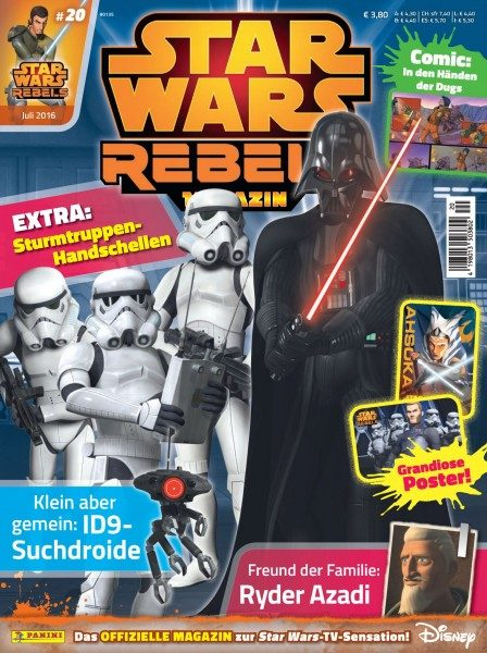 Star Wars - Rebels - Magazin 20