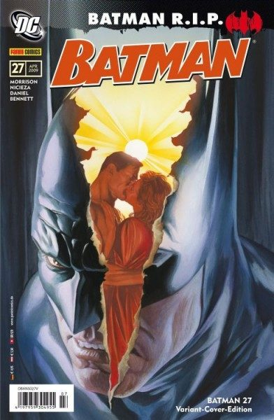 Batman 27 (2007) Variant