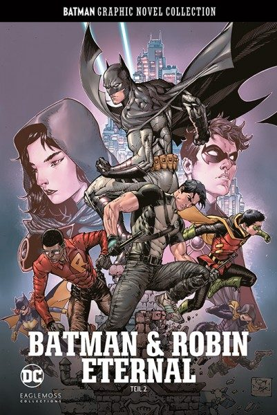 Batman Graphic Novel Collection Special 6 - Batman & Robin Eternal 2 Cover