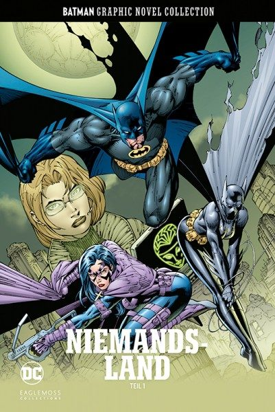 Batman Graphic Novel Collection 59 - Niemandsland, Teil I Cover