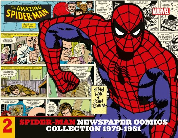 Spider-Man Newspaper Comics Collection 2