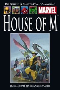 Hachette Marvel Collection 20 - House of M