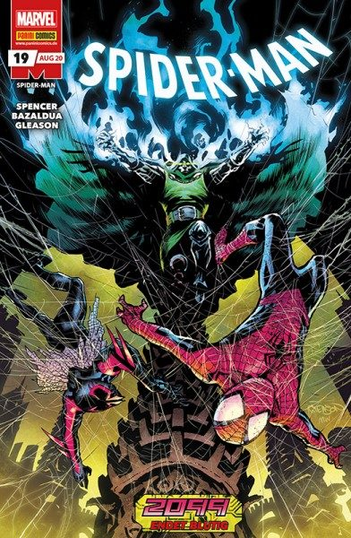 Spider-Man 19 Cover
