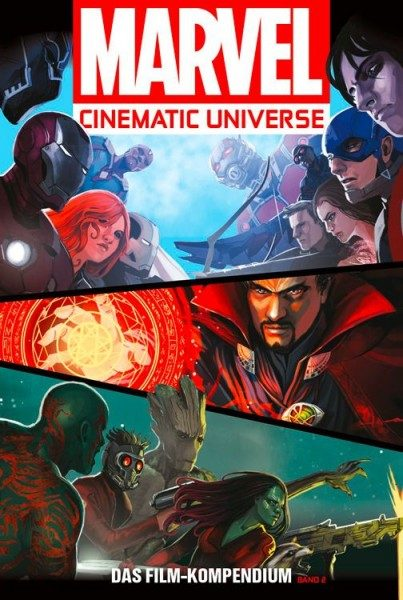 Marvel Cinematic Universe - Das Film-Kompendium 2