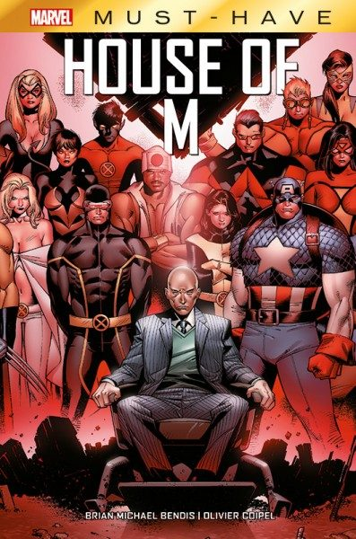 Marvel Must-Have - House of M Cover