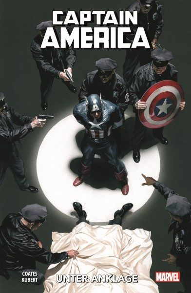 Captain America 2 - Unter Anklage Cover