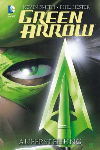 Green Arrow - Auferstehung Comic Action 2015 Hardcover