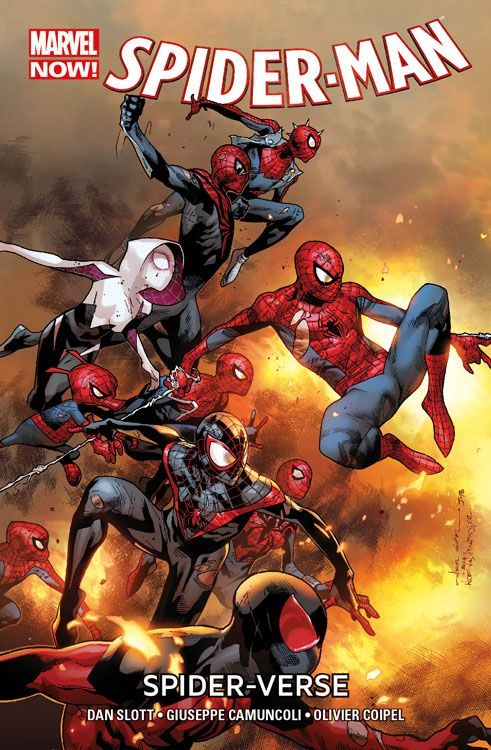 Marvel Now! - Spider-Man 9