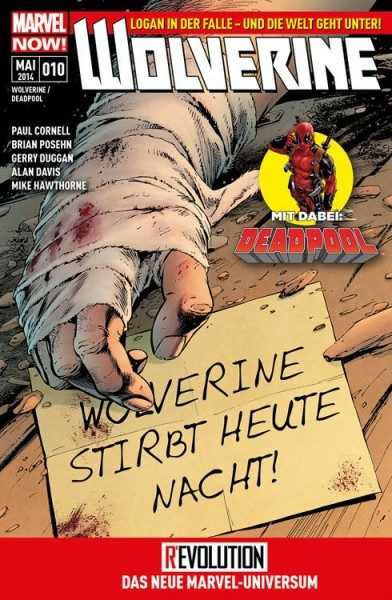 Wolverine/Deadpool 10