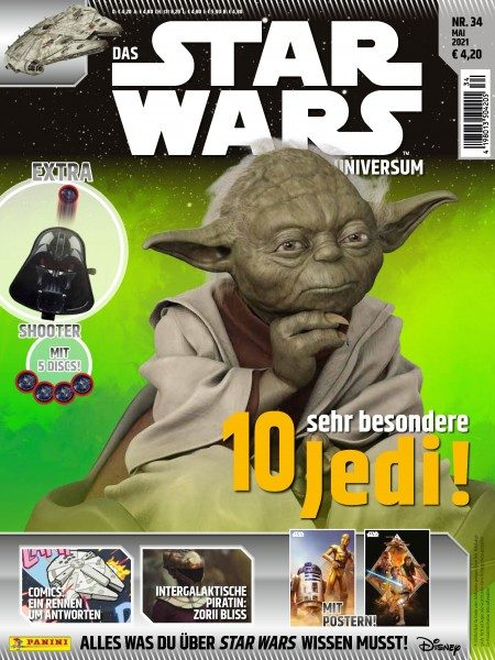 Star Wars Universum 34 - Magazin Cover