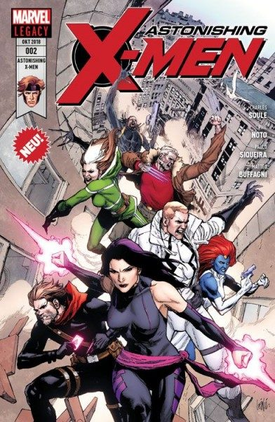 Astonishing X-Men 2 - Ein Mann Namens X