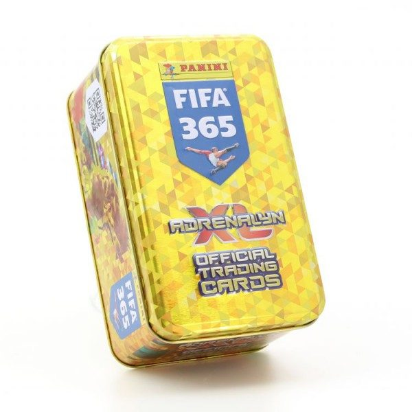 Panini FIFA 365 2018 Adrenalyn XL Trading Cards - Tin Classic