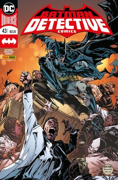 Batman Detective Comics 43 Cover
