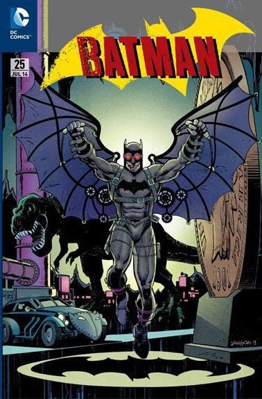 Batman 25 (2012) Comic Salon Erlangen 2014 Variant