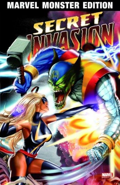 Marvel Monster Edition 31 - Secret Invasion 2