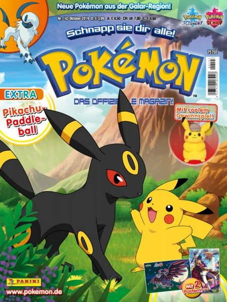 Pokémon Magazin 143 Cover