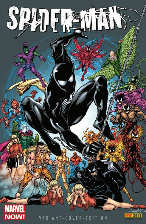 Spider-Man 15 Comic Action 2014 Variant