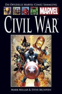 Hachette Marvel Collection 30 - Civil War