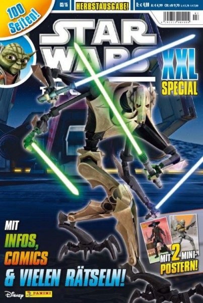 Star Wars - The Clone Wars XXl Special 03/15