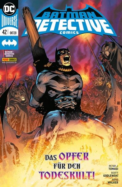 Batman Detective Comics 42