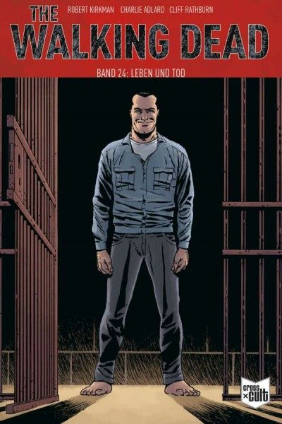 The Walking Dead 24 - Leben und Tod Softcover Cover
