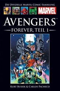 Hachette Marvel Collection 13 - Avengers Forever, Teil I