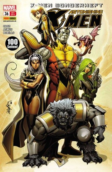 X-Men Sonderheft 36 - Astonishing X-Men - Brood