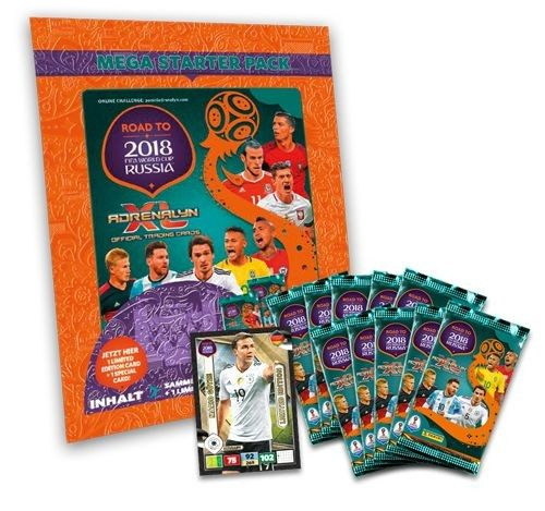 Road To FIFA World Cup Russia 2018 Adrenalyn XL - Bundle 1