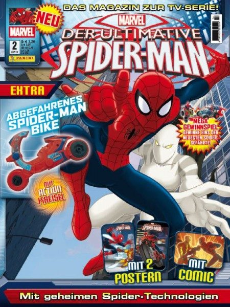 Der ultimative Spider-Man - Magazin 2