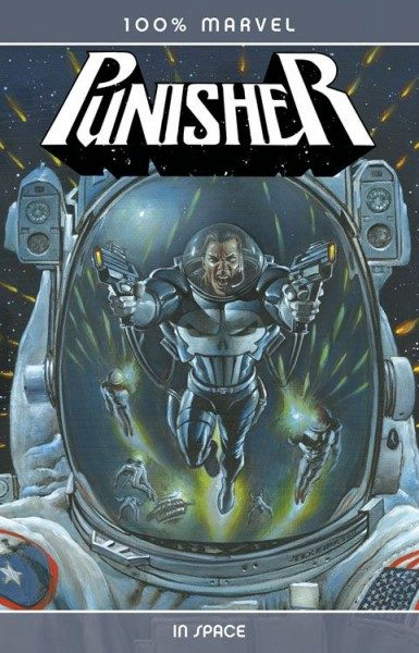 100% Marvel 70 - Punisher in Space