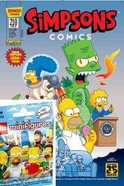 Simpsons Comic 210 Variant