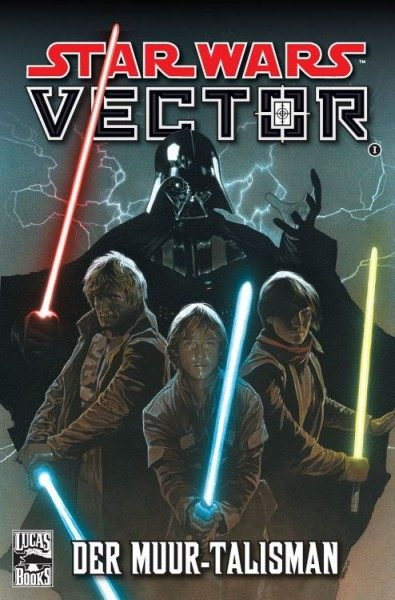 Star Wars Sonderband 46 - Vektor I