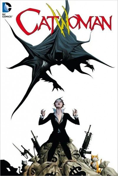 Catwoman 7 (2012) - Catwoman Eternal Cover