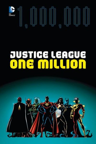 Justice League - One Million 1 Hardcover