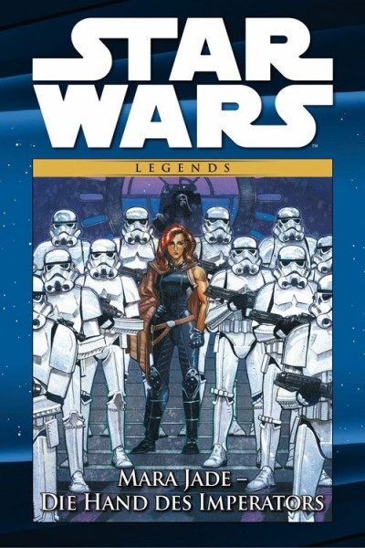 Star Wars Comic-Kollektion 37 - Mara Jade - Die Hand des Imperators