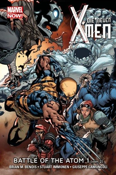 Marvel Now! - Die neuen X-Men 4