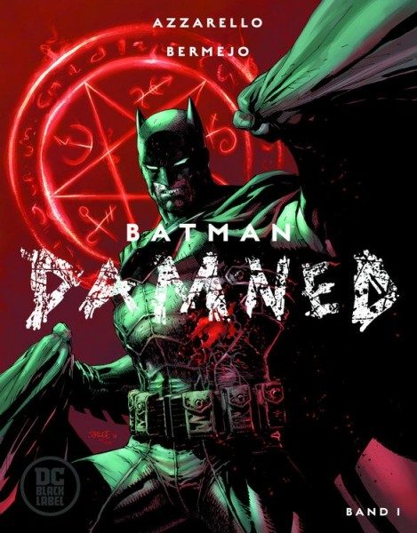 Batman: Damned 1 Variant Cover