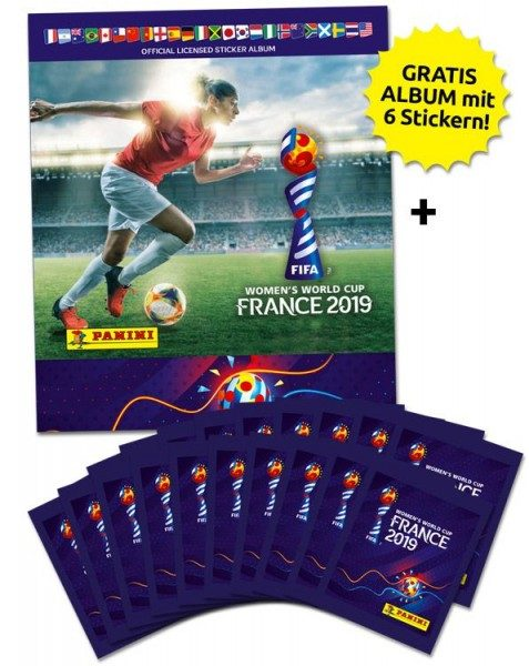 FIFA Women's World Cup 2019 – Sammelbundle